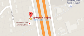 The SynergisticSinging Studio Has Moved!